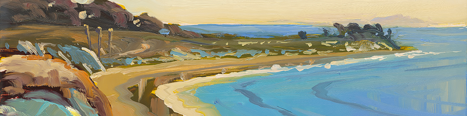 Devereux Point Memory by Chris Potter (detail)