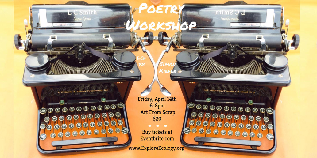 Poetry Night at Art from Scrap