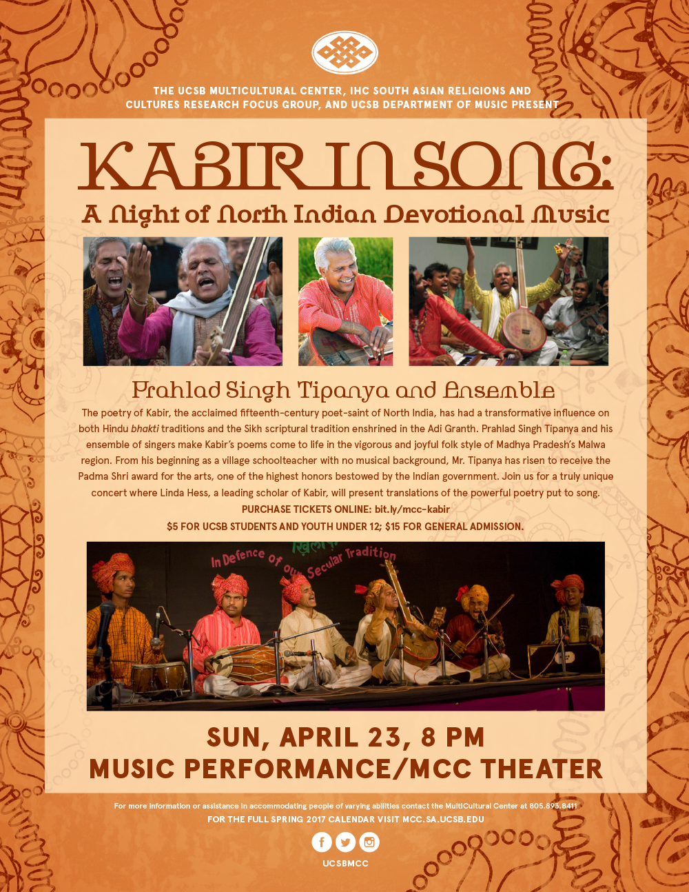 Kabir in Song