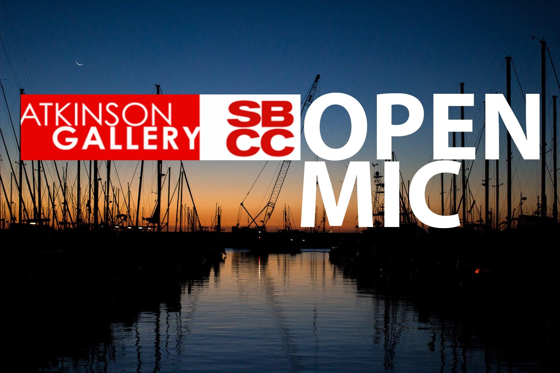 Atkinson Open Mic